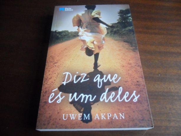 """""""Diz Que És um Deles"""" de Uwem Akpan"""