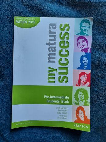 Podręcznik My Matura Success Pre-Intermediate. Student`s Book