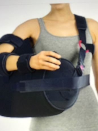 Отводящий ортез для плеча