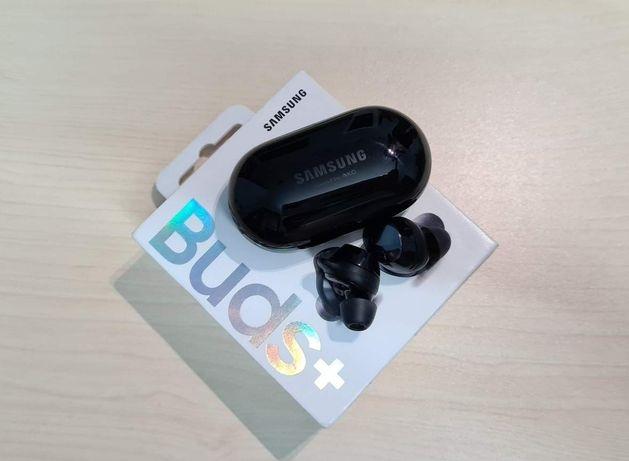 Samsung Galaxy Buds+ Sm-r175 czarne nowe
