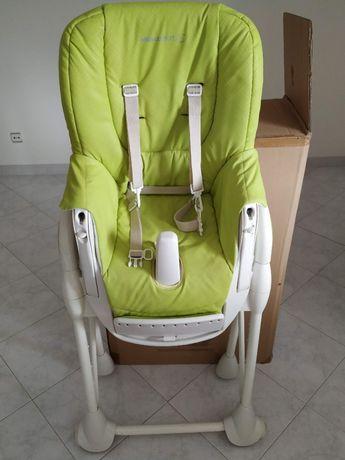 Cadeira da papa bebé/criança (possível espreguiçadeira)