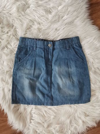 Spódniczka jeansowa Cool Club r 146
