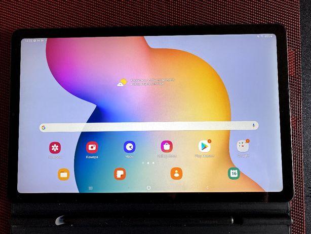 Планшет Samsung Galaxy Tab S6 lite. Планшетный компьютер от Самсунг.