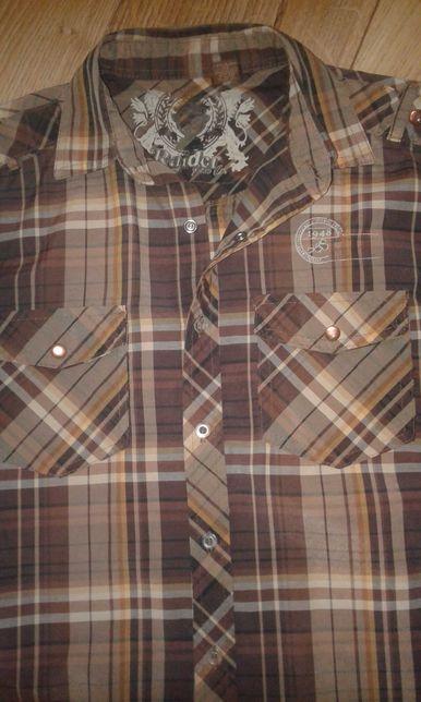 Рубашка -шведка на 10-12 лет