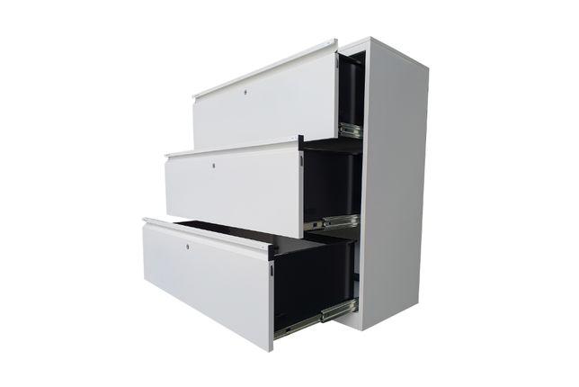 Szafa z szufladami na akta 101x100x45 cm 85 kg, na narzędzia warsztat