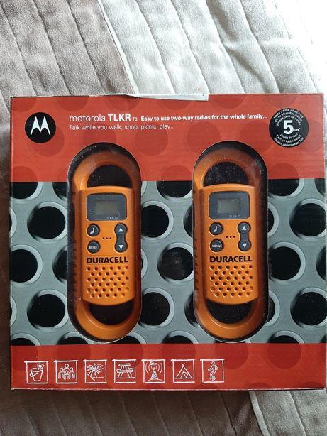 Рация Motorola TLKR t3