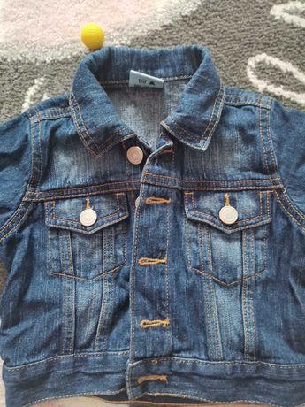 Bluza jeans rozmiar 62 - 68