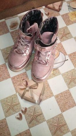 Ботинки деми сезонні