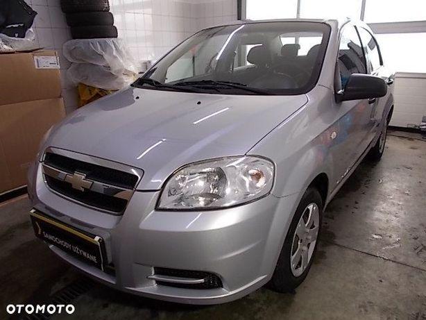 Chevrolet Aveo 1,2 Sedan I Właściciel 126tkm 08/2008