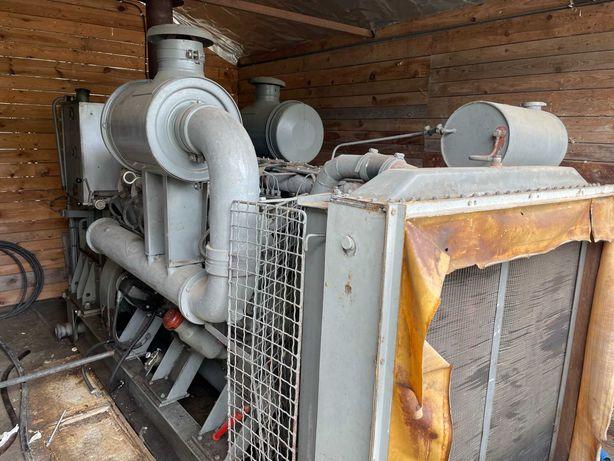 Agregat prądotwórczy Wola  250 KW  mały przebieg