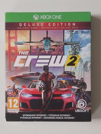 Gra The Crew 2 Deluxe Edition Xbox One