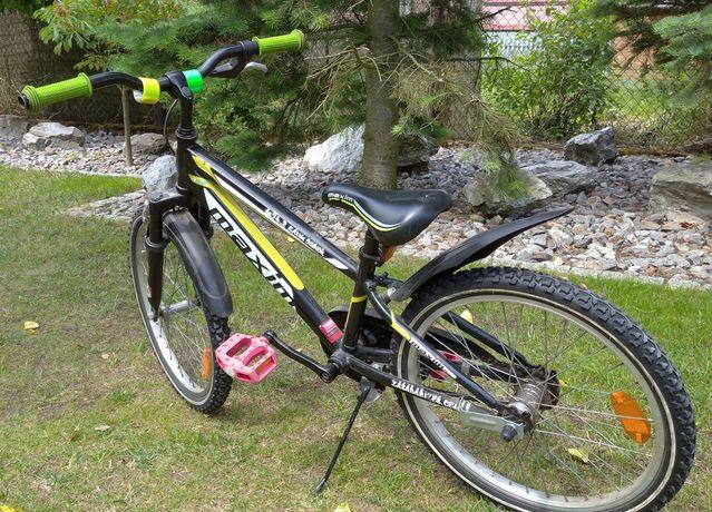 rower dziecięcy 20'' maxim, zasada bikes