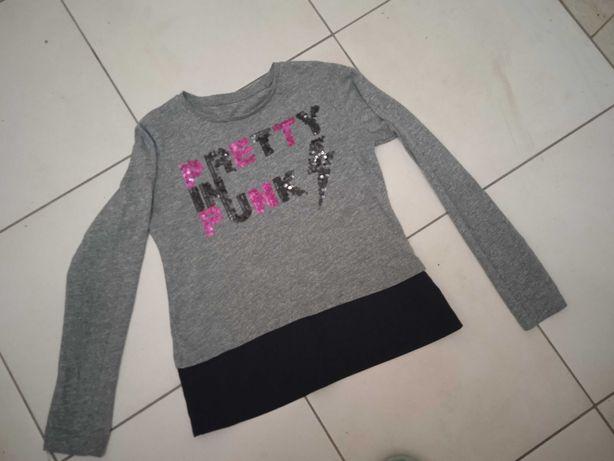 Bluzeczka dla dziewczynki 134