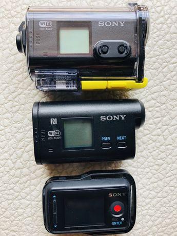 Zestaw kamer Sony HDR-AS20, HDR-AS30V
