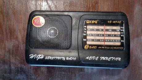 Fm радио приемник на батарейках