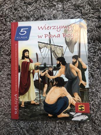Podręcznik od religii klasa 5