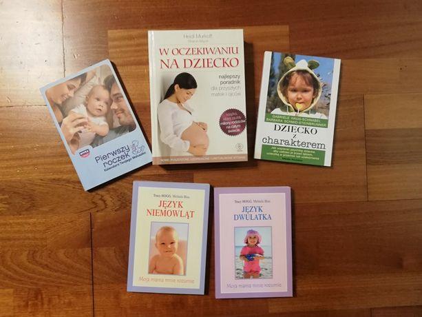 WYPRAWKA Książki Język Niemowląt W oczekiwaniu na dziecko