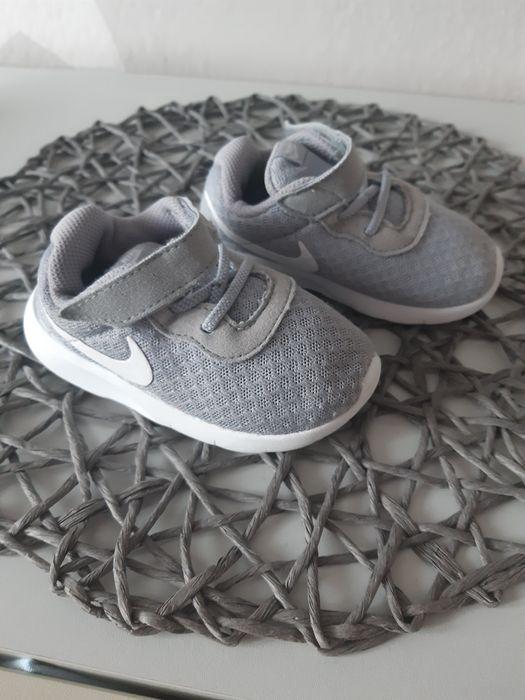 Buty Nike r.22 szare Wadowice - image 1