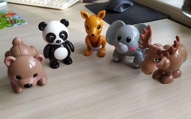 Фігурки тварин Tolo Toys First Friends. Оригінал.