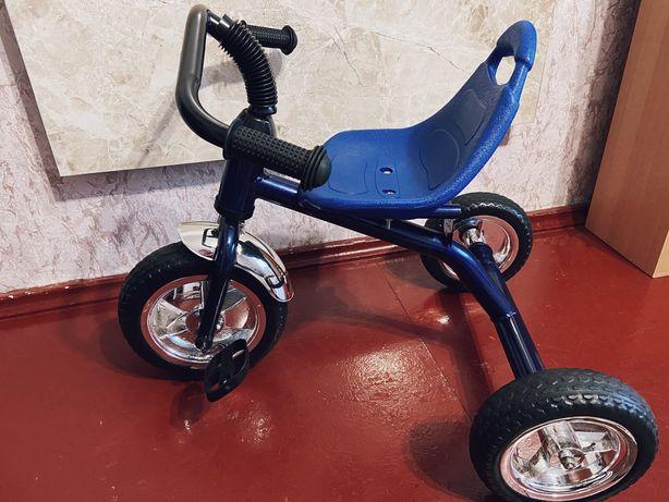 Велосипед дитячий трьохколісний Harley