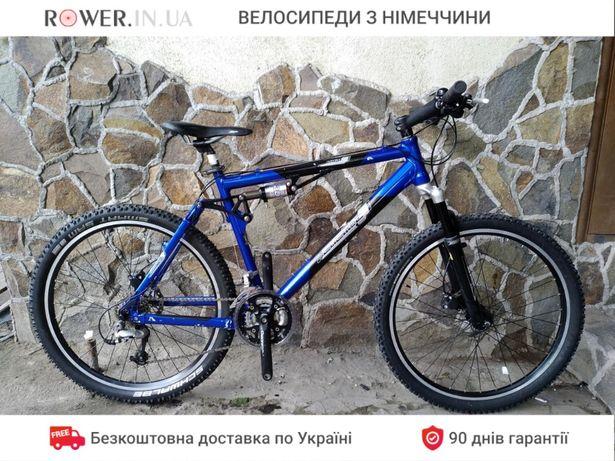 Велосипед б у Cyc Tec High 26 P6 / Двухподвес б.у / Велосипеды мтб mtb