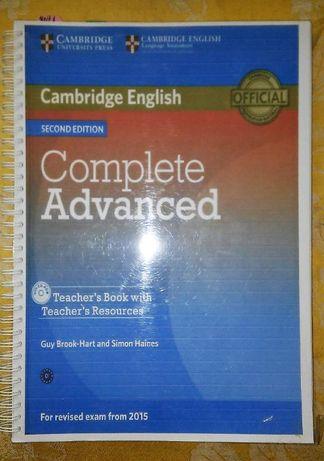 Complete Advanced Teacher's Book