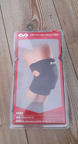 Nowe ochraniacze na kolana Mcdavid S