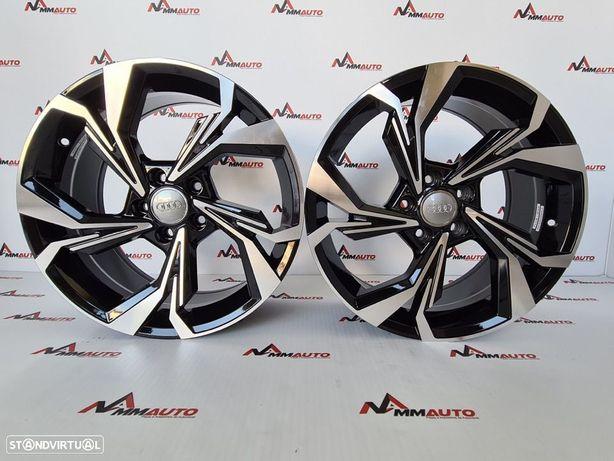 Jantes Audi RS3 2020 Preto Polido 18