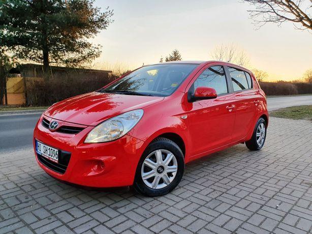 Hyundai I20 Benzyna 2010 Rok 5 Drzwi Klima z Niemiec Oplacony