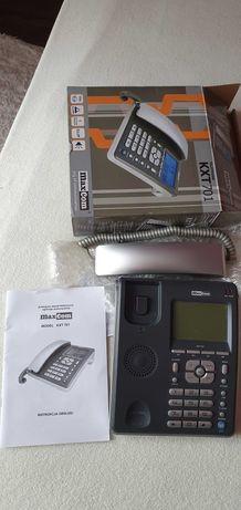 Telefin analogowy MaxCom KXT701