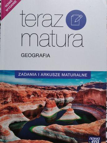Teraz matura geografia, zadania i arkusze maturalne