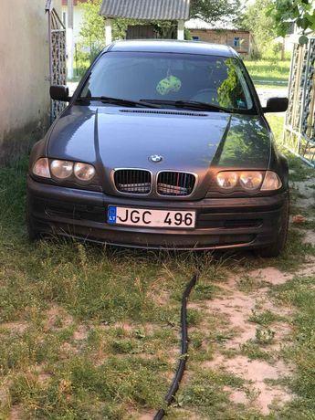 Продам BMW e46 хороша машина