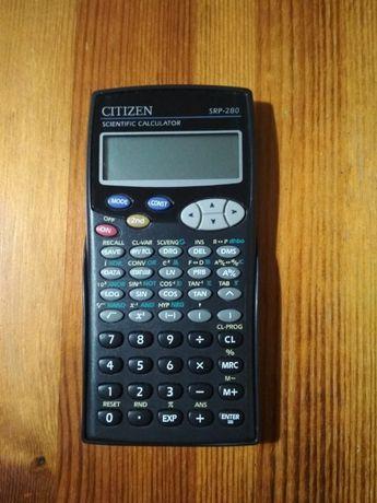Kalkulator naukowy Citizen SRP-280
