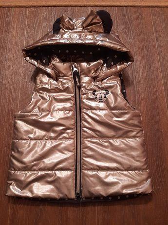 Жилетка на девочку H'M Minnie May's 86 размер Zara, Next