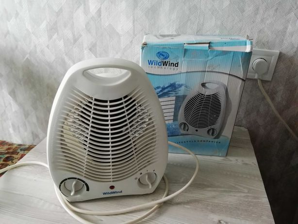 Тепловентилятор Wild Wind FH03 обогреватель