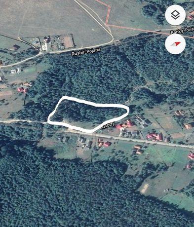 Продам земельна ділянку в с. Люча