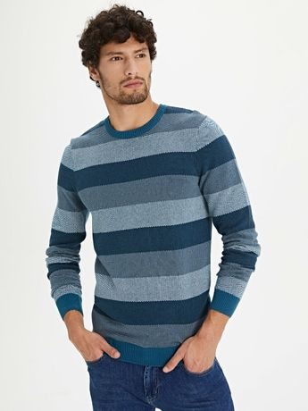 Мужской свитер LC Waikiki 48 размер, светр,реглан,джемпер