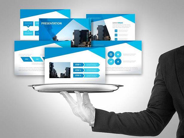 Создание презентаций Power Point/PDF/Prezi