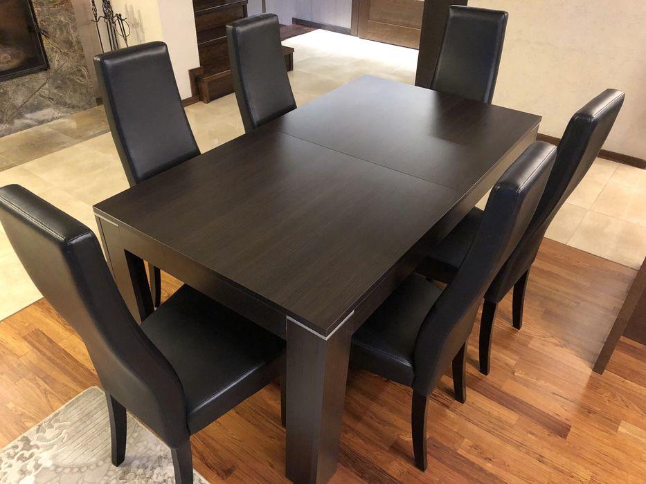 Stół z 6 krzeslami Tychy - image 1