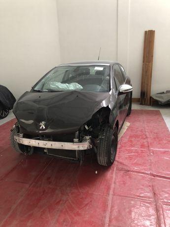Peças Peugeot 208