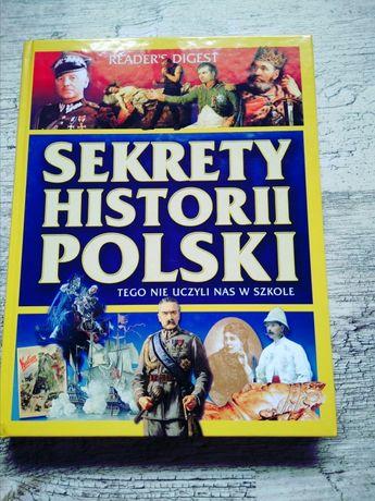 Książka Sekrety Historii Polski