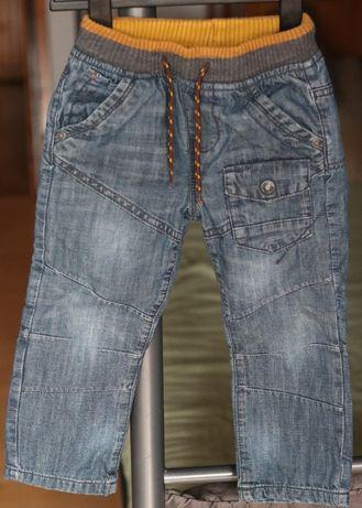 jeansy firmy Next roz. 98