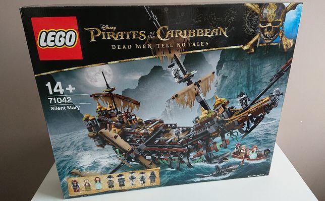LEGO Piraci z Karaibów 71042 - Cicha Maria