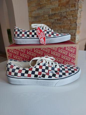 Nowe buty Vans kratka, trampki r.44