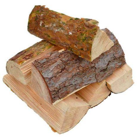Drewno opałowe sosna łupane