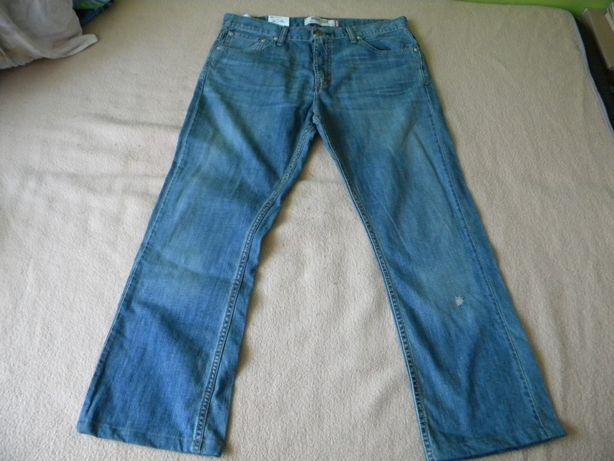 Spodnie Levis 527 nowe ze stanów rozmiar W34 L32 nogawki skracane
