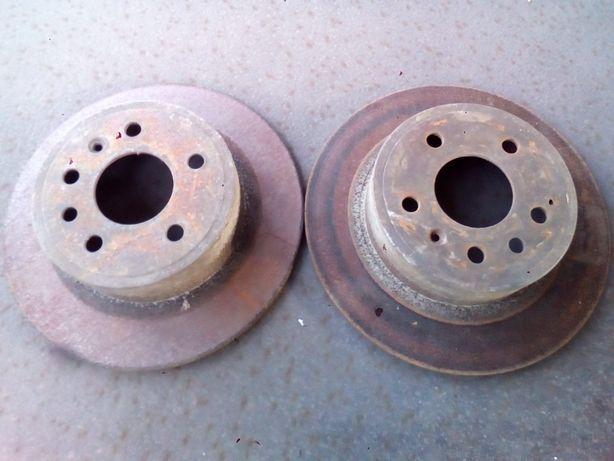 Опель Вектра Б (Opel Vectra B) задние тормозные диски.