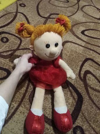 Мягкая гипо-аллергенная кукла