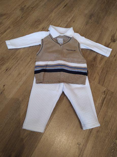 Eleganckie ubranko Cocodrillo rozmiar 68
