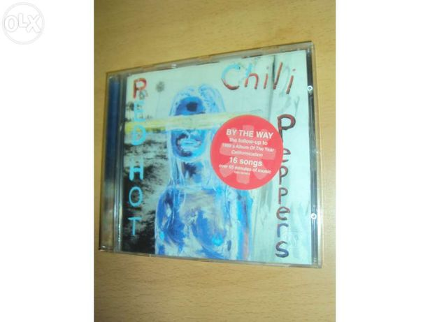 By the way - Red Hot Chili Peppers-está novo!